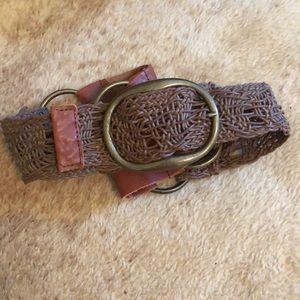 Cabi Woven Belt